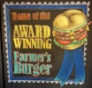Award Winning Farmer's Burger