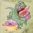 Cupcakeasaurus!