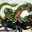Spinning Dragon