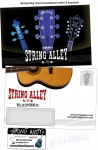 String Alley - Postcard