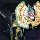 Dilophosaurus - Vinyl & Casting