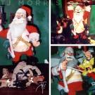 Crazy Santa - Stop Motion Puppet