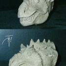 Carotaur Head - Plastalina