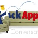 KickApps Conversation Logo