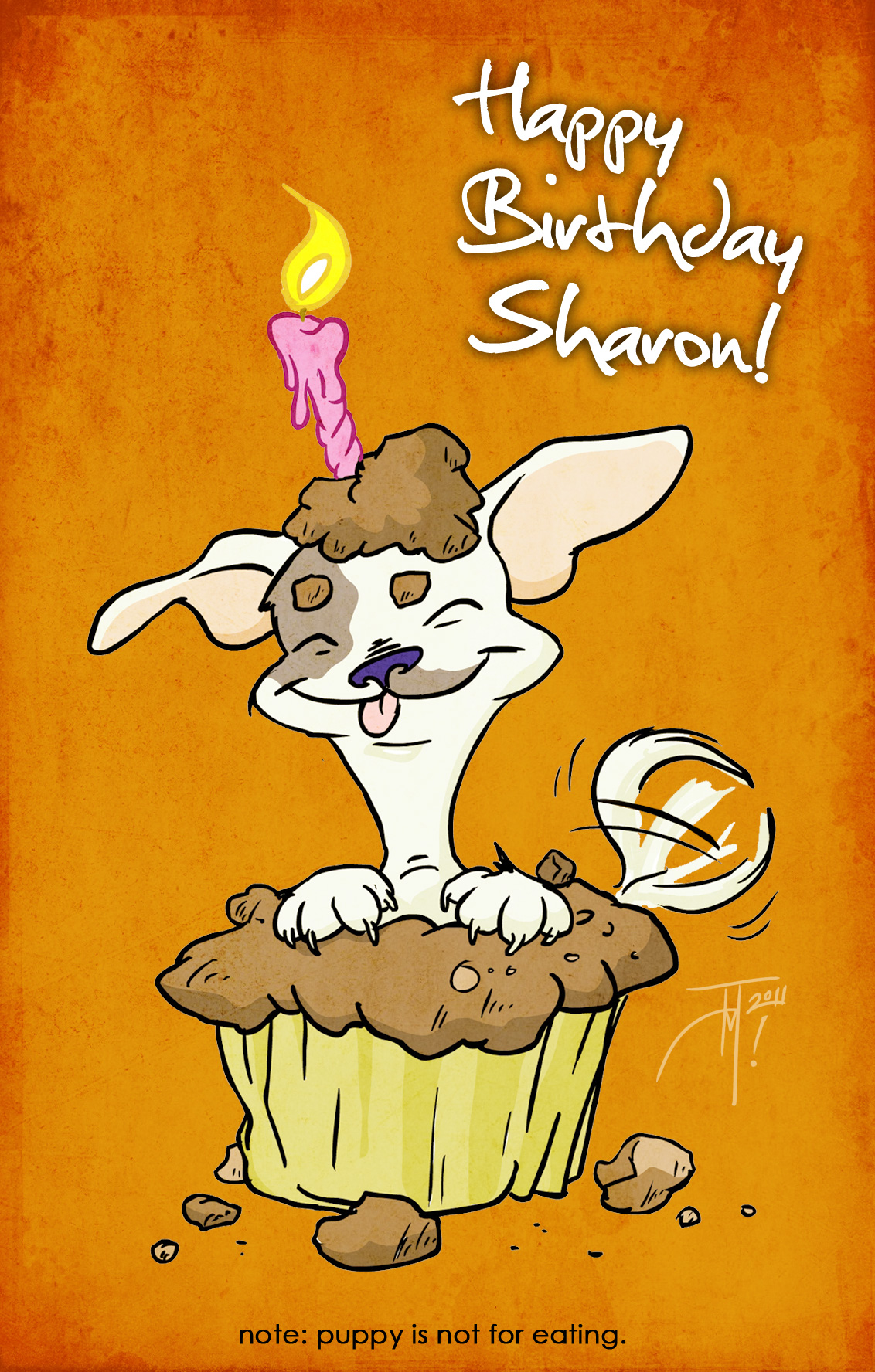 Happy Birthday Sharon!